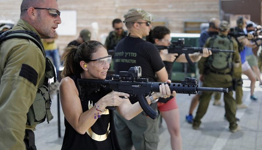 instructeurs militaires israéliens au Maroc