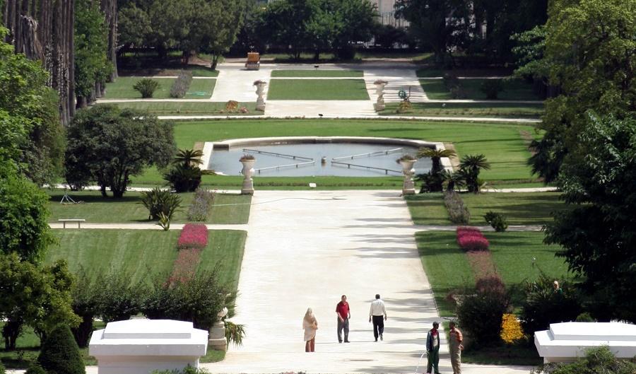jardin d'Essai classement site naturel universel par l'Unesco
