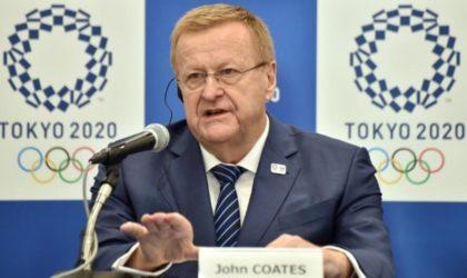 JO-2020: John Coates met la pression sur les organisateurs japonais