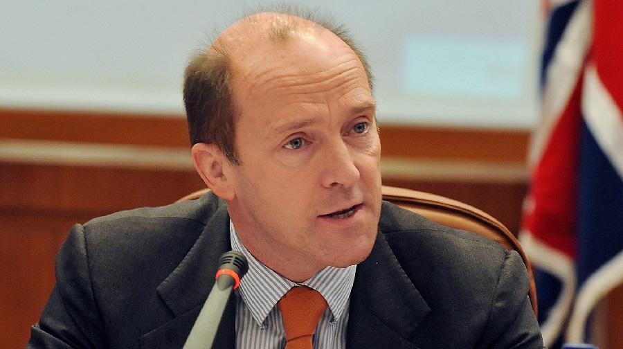 Jonathan Shaw Syrie