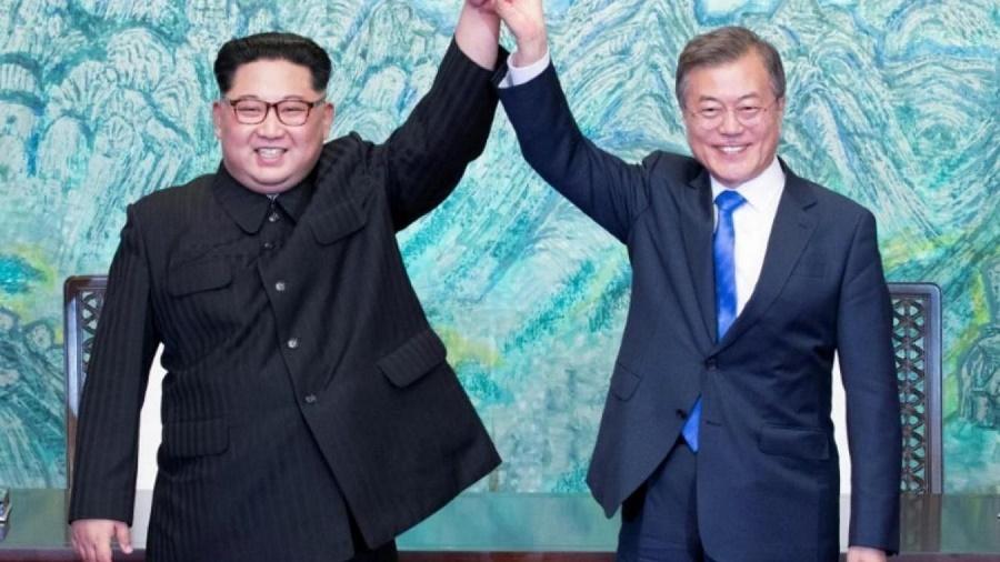 sommet intercoréen Déclaration de Panmunjom