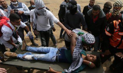 Agression israélienne: la Russie, préoccupée par les violences à Gaza, appelle à la retenue