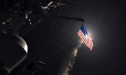 Des missiles américains tirés sur un aéroport syrien