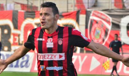 Darfalou seul en tête avec 16 réalisations à deux journées de la fin du championnat