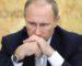 Crash de l'avion en Algérie: Poutine présente ses condoléances