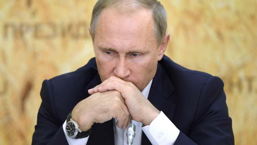 poutine Kremlin