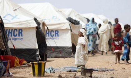 Arrivée à Nouakchott d'une aide humanitaire de l'Algérie au profit de réfugiés maliens