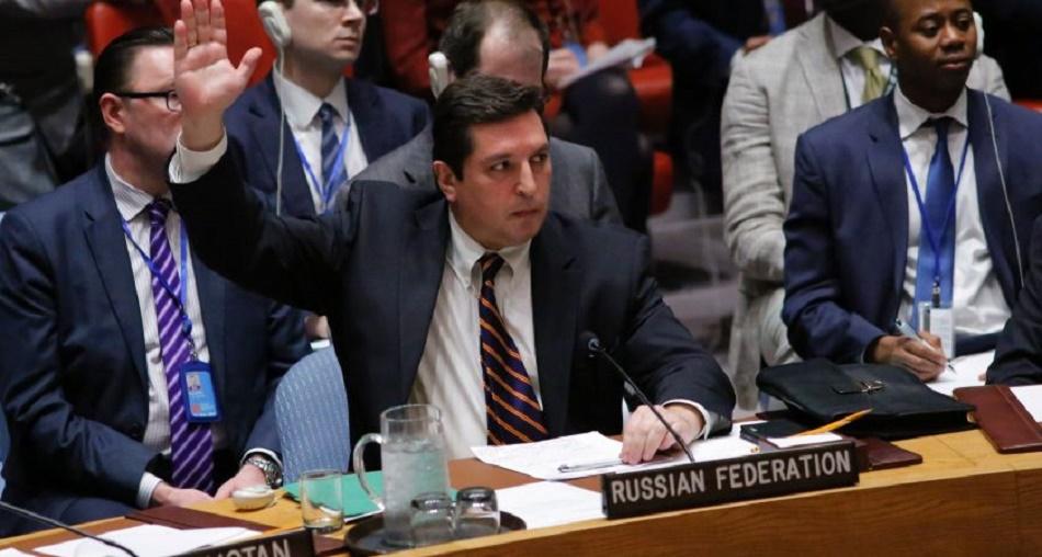 Russie veto résolution Etats-Uns Syrie