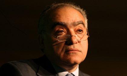 Exclusif – Ghassan Salamé effectuera une visite en Algérie le 5 mai prochain