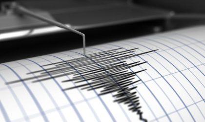 Craag: secousse tellurique de magnitude 4,7 dans la wilaya de Mostaganem