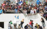 Échauffourées entre supporters à Bab El-Oued