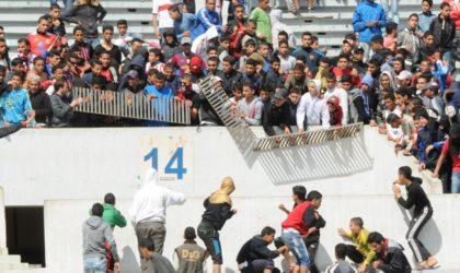Algérie: des supporters placés sous mandat de dépôt après des violences