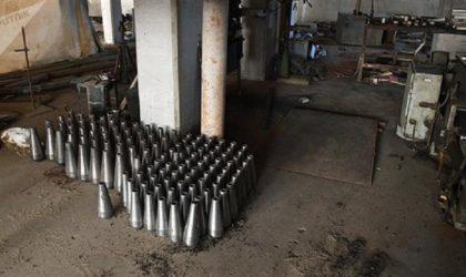 Syrie: découverte d'un laboratoire de substances chimiques appartenant aux terroristes