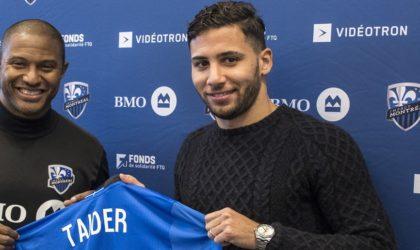 Major League Soccer : Taider expulsé