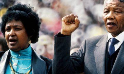 Afrique du Sud : la mère de la nation Winnie Mandela s'en va
