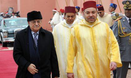 L'ignoble excuse trouvée par le Makhzen pour trahir les Palestiniens