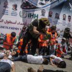 Ghaza blocus israélien