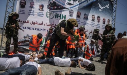 Ghaza: départ mardi d'un bateau humanitaire pour briser le blocus israélien