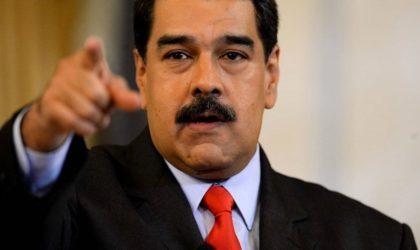 Venezuela: Maduro annonce l'expulsion du chargé d'affaires américain
