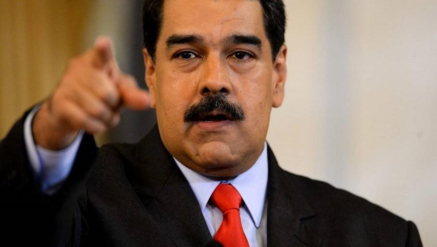 Venezuela expulsion chargé d'affaires américain