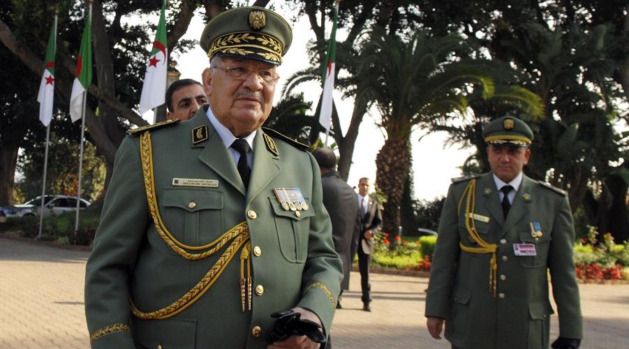 Gaïd Salah installe Ghali Belkecir