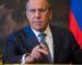 Sergueï Lavrov sur la présence russe en Syrie: «On y est, on y reste!»