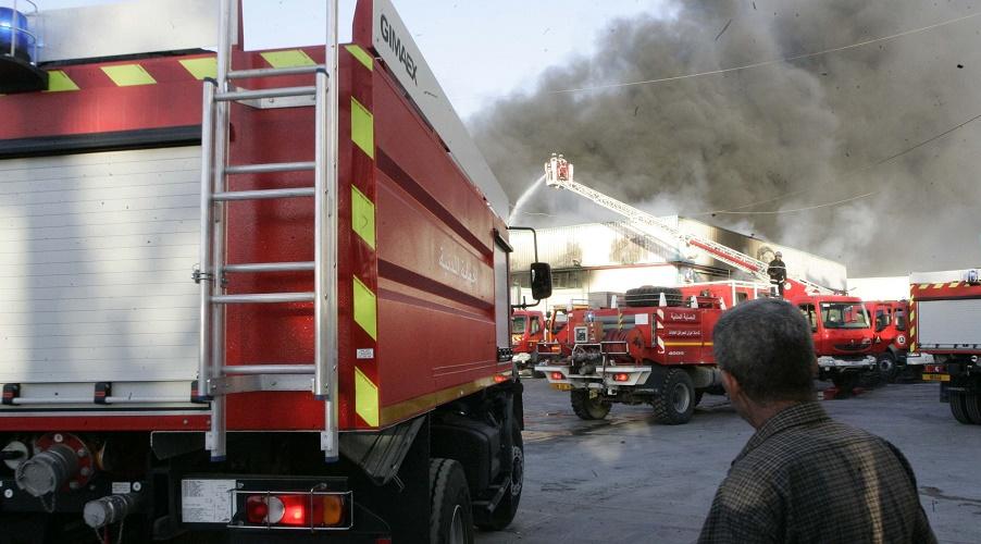 incendie Tipasa