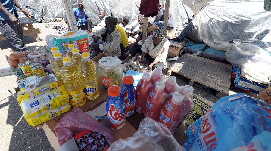 Algérie ONG migrants subsahariens