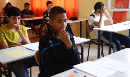 Alger : plus de 52000 candidats attendus lundi au BEM