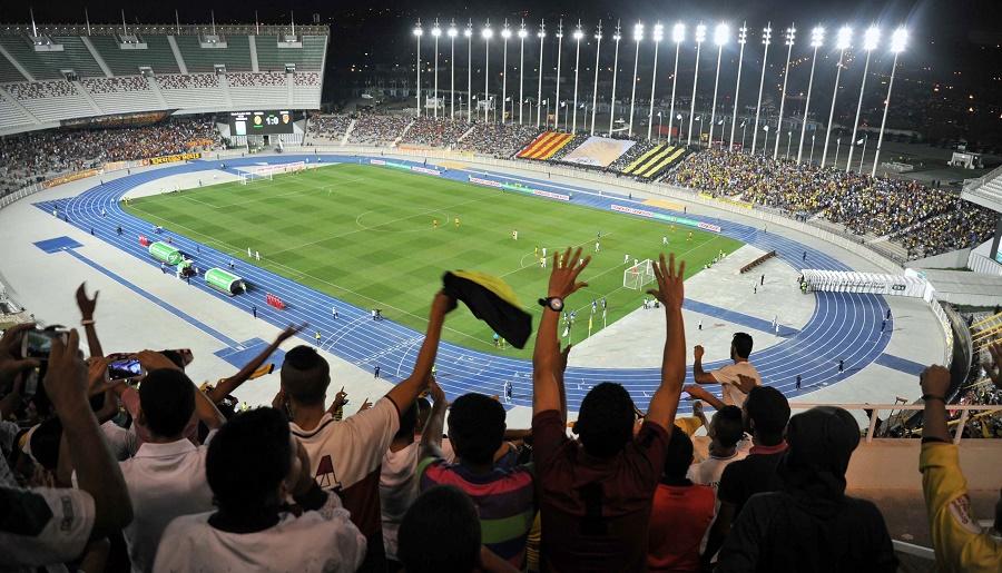 CAF stades homologués