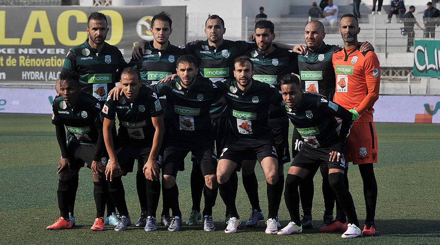 Ligue 1 Mobilis CSC champion