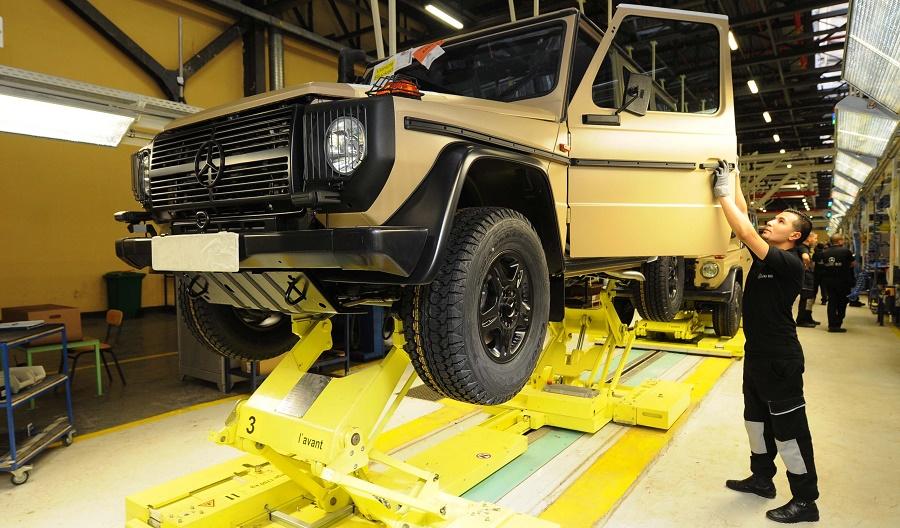 usine véhicules militaires Tiaret