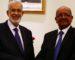 Messahel s'entretient avec son homologue libyen Mohamed-Tahar Syala