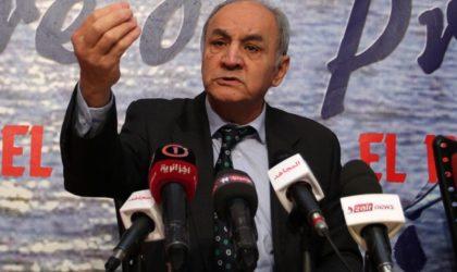 Dr Bekkat-Berkani : «La reprise de la compétition n'est pas possible»