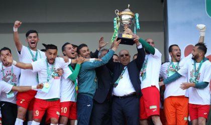 Finale de la Coupe d'Algérie 2017-2018: l'USM Bel-Abbès réédite l'exploit de 1991