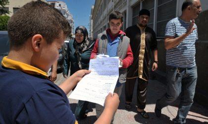 Examen de 5e année primaire: fuites sur les réseaux des sujets de maths et d'arabe