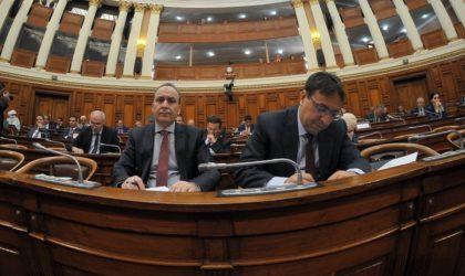 Conseil de la nation: adoption du projet de loi relatif à la santé