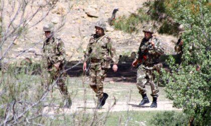 Arrestation de six éléments de soutien aux groupes terroristes à Tébessa