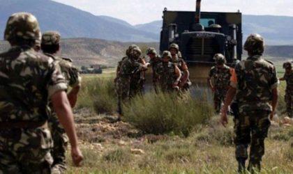 Un terroriste se rend aux autorités militaires de la VIe Région militaire