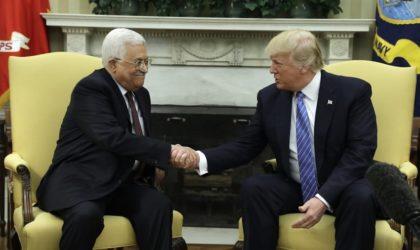 Abbas prépare un coup diplomatique «douloureux» à Washington