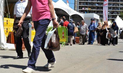 Les taux de croissance économique en Algérie sont restés «relativement élevés»