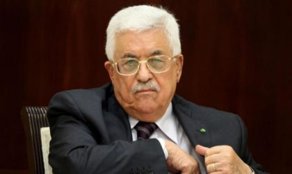 Atteint d'une pneumonie: la santé du président palestinien Mahmoud Abbas s'améliore