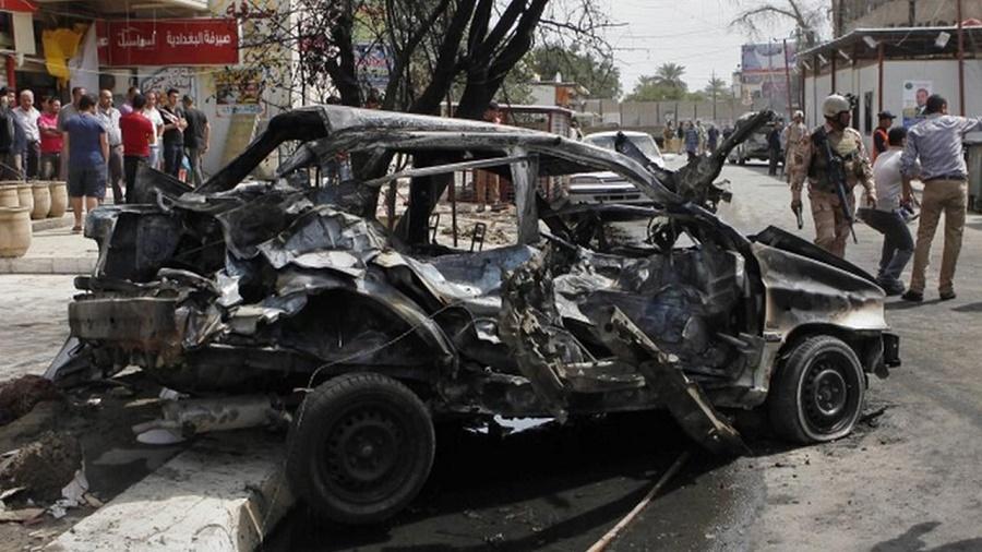 Benghazi voiture piégée