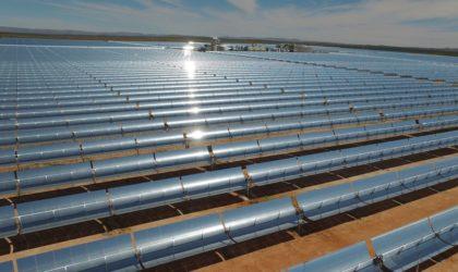 Energies renouvelables: l'Etat décidé à atteindre les objectifs du programme