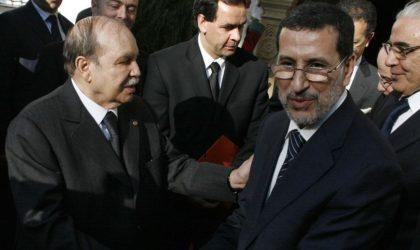 La MAP marocaine relaie un message de Bouteflika non diffusé via l'APS
