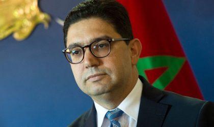Nasser Bourita s'acharne et profère de nouvelles accusations contre l'Algérie