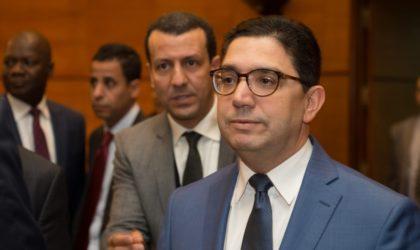 Nouvelle provocation du MAE marocain contre l'Algérie