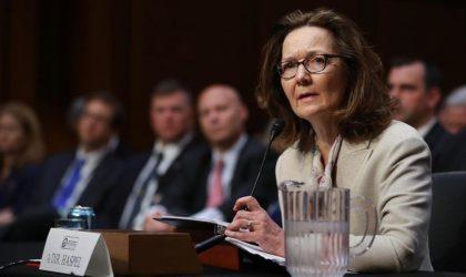 La nomination de Gina Haspel à la tête de la CIA approuvée en commission