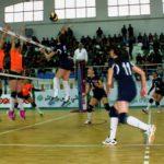volley finale Coupe d'Algérie GSP ASWB