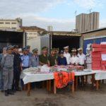 700 kg cocaïne accusés devant procureur